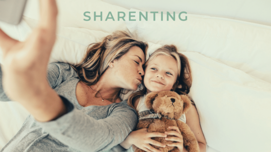 sharenting menores